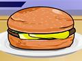 Готовим бургер с сыром