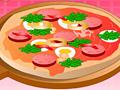 Забавная пицца