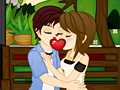 Романтичные поцелуи
