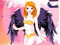 Одень девушку-ангела