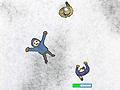 Битва снежками