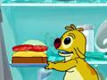 Вкусный сендвич