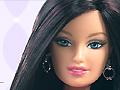 Звездный макияж Барби