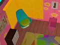 3D детская комната