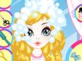 Прическа для маленькая принцессы