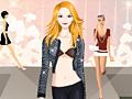Модное шоу в Нью Йорке