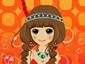 Индейская девчонка
