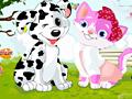 Кот и собака лучшие друзья!