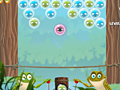 Лягушки и пузырьки