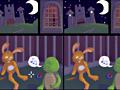 Побег животных из тюрьмы