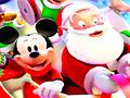 Микки и Санта