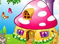 Грибной домик