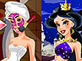 Уход за лицом принцессы Жасмин
