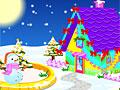 Украшение рождественского дома