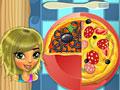 Вечеринка пиццы у Долли