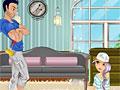 Комната Лизы и Джастина