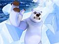 Пробег белого медведя