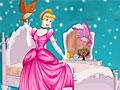 Украсьте комнату для принцессы Золушки
