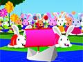 Кролики и шарики 4