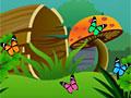 Красочные бабочки