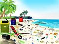 Очистим пляж от мусора