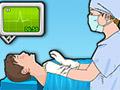 Виртуальная хирургия: Операция на желудке