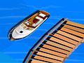 Классическая парковка лодки