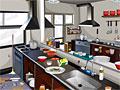 Очистка кухни фаст-фуда