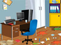 Уборка в офисе