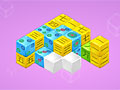 Маджонг кубы