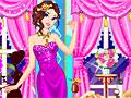 Принцесса Жасмин идет на бал