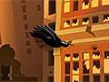 Порхающая ворона