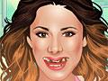 Виолетта у стоматолога
