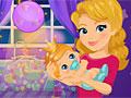 Малышке принцессе пора спать