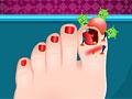 Доктор - поврежденные ногти