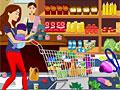 Уборка в супермаркете