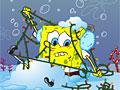 Спанч Боб: лавина на пике Планктона