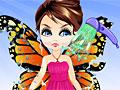 Поправьте крылья бабочки