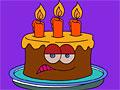 Книжка-раскраска - день рождения