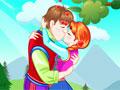 Поцелуй Анны и Кристоффа