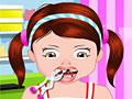 Зубные проблемы малышки Софии