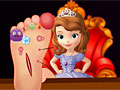 Операция на ноге Софии