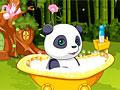 Любимые звезды: игривая панда