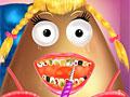 Девочка Поу у дантиста
