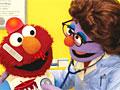 Элмо посещает доктора