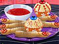 Кухня Сары: жуткие сладости