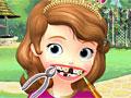 София первый раз у дантиста