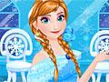 Морозная косметика для Анны