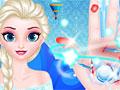 Замороженная рука Эльзы