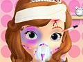 Травма головы Софии